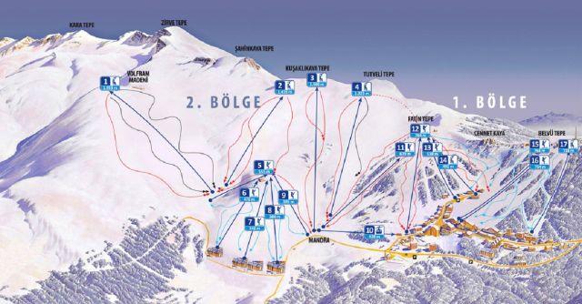 Uludağ-Ski-Resort-Turkey-trail-map