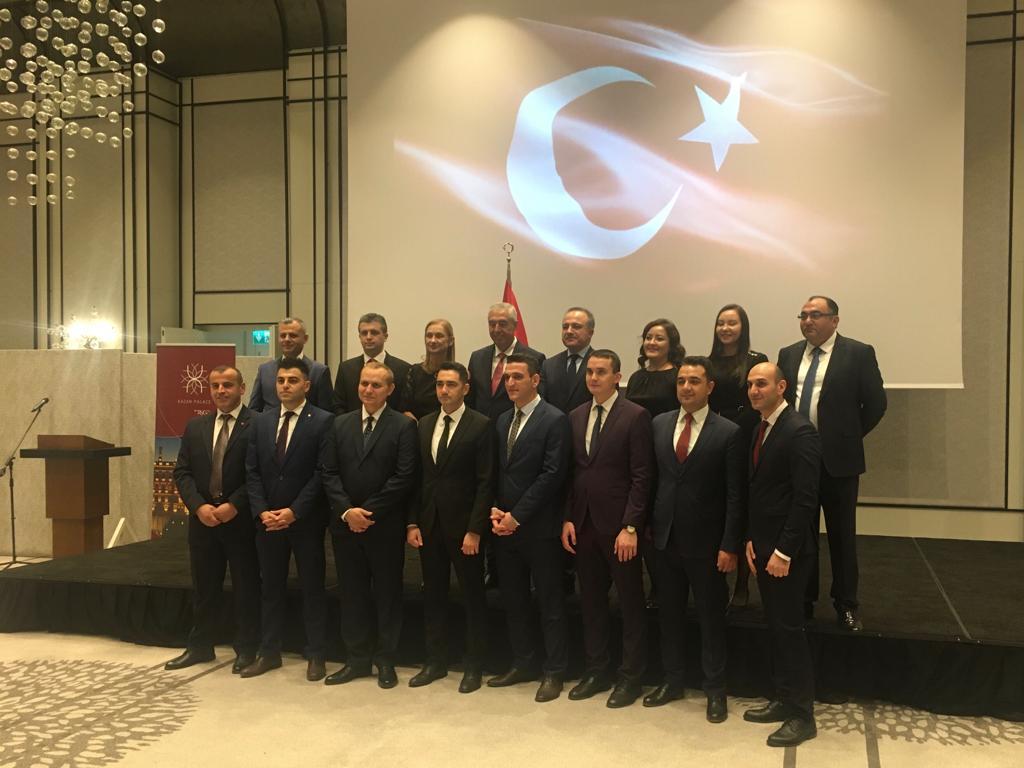 96 я годовщина Турции в Казани