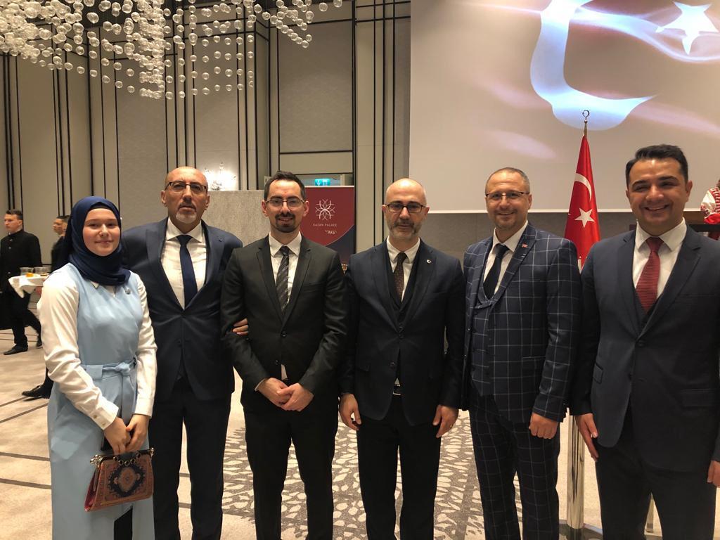 96 годовщина Турции в Казани